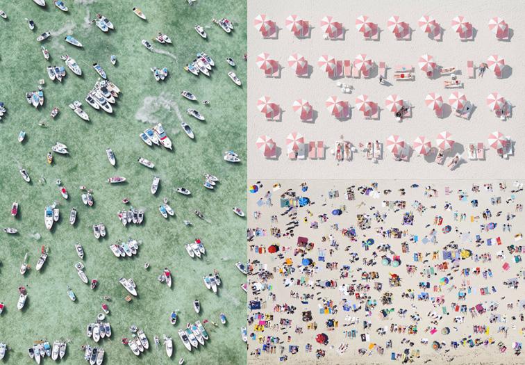 Ganador de los premios Hasselblad en la categoría de fotos aéreas