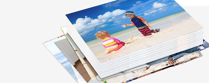 Selección de fotos para álbum digital