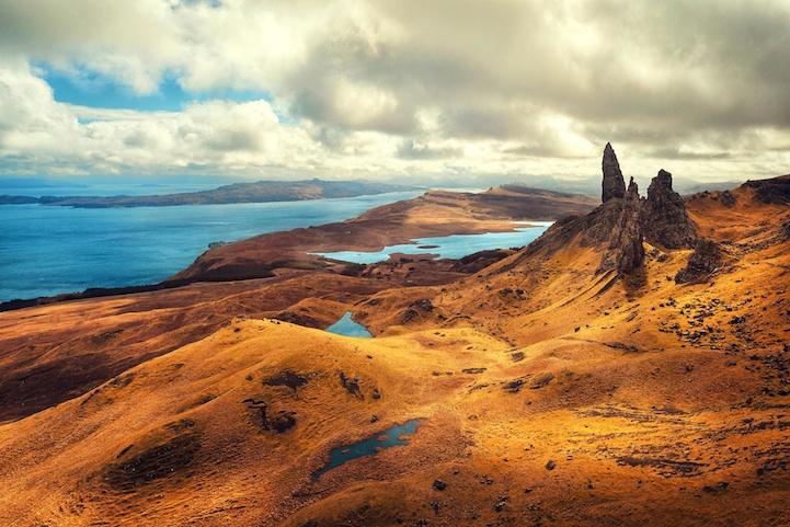 fotos de paisajes