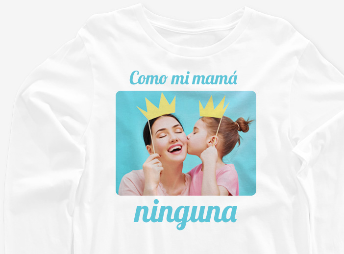 Camisetas padre e hijos