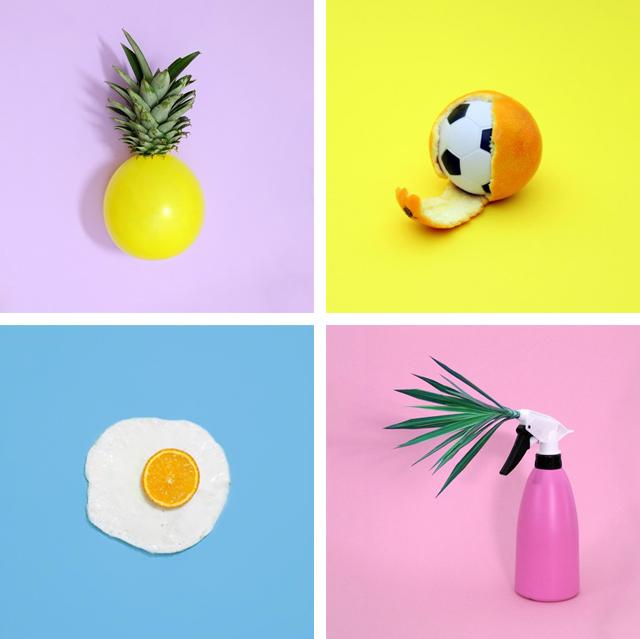 objetos cotidianos reinterpretados
