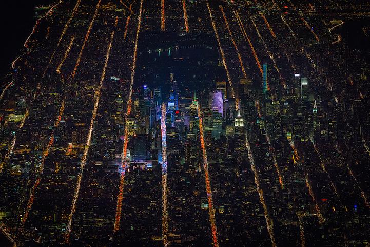 fotos aereas nueva york