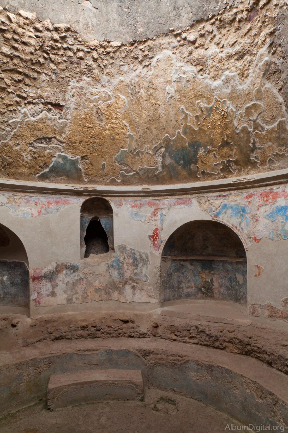 Baños Romanos Historia:Baños romanos de Pompeya