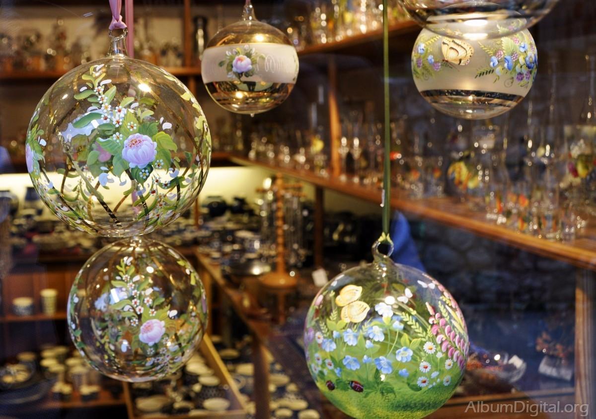 Bolas de cristal for Dibujos de navidad bolas