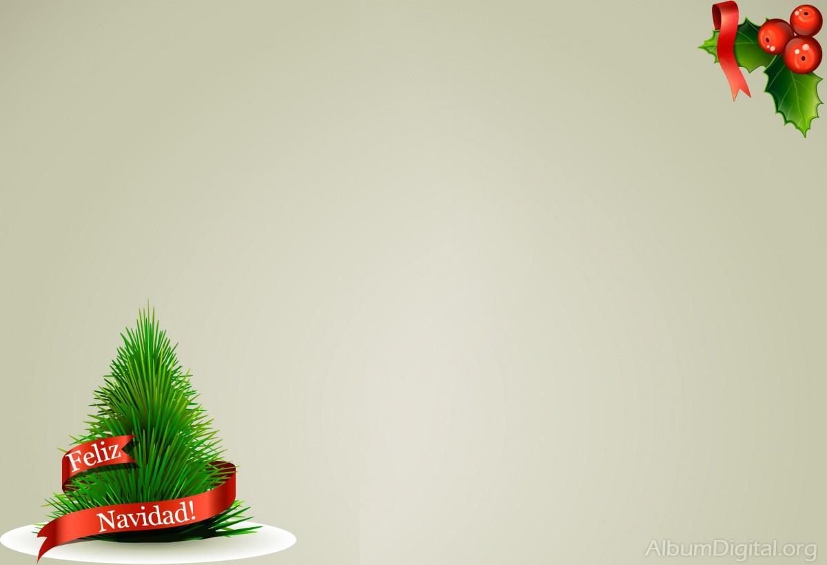 Feliz Navidad Fondo De Navidad Para Tus álbumes Y Postales Classic