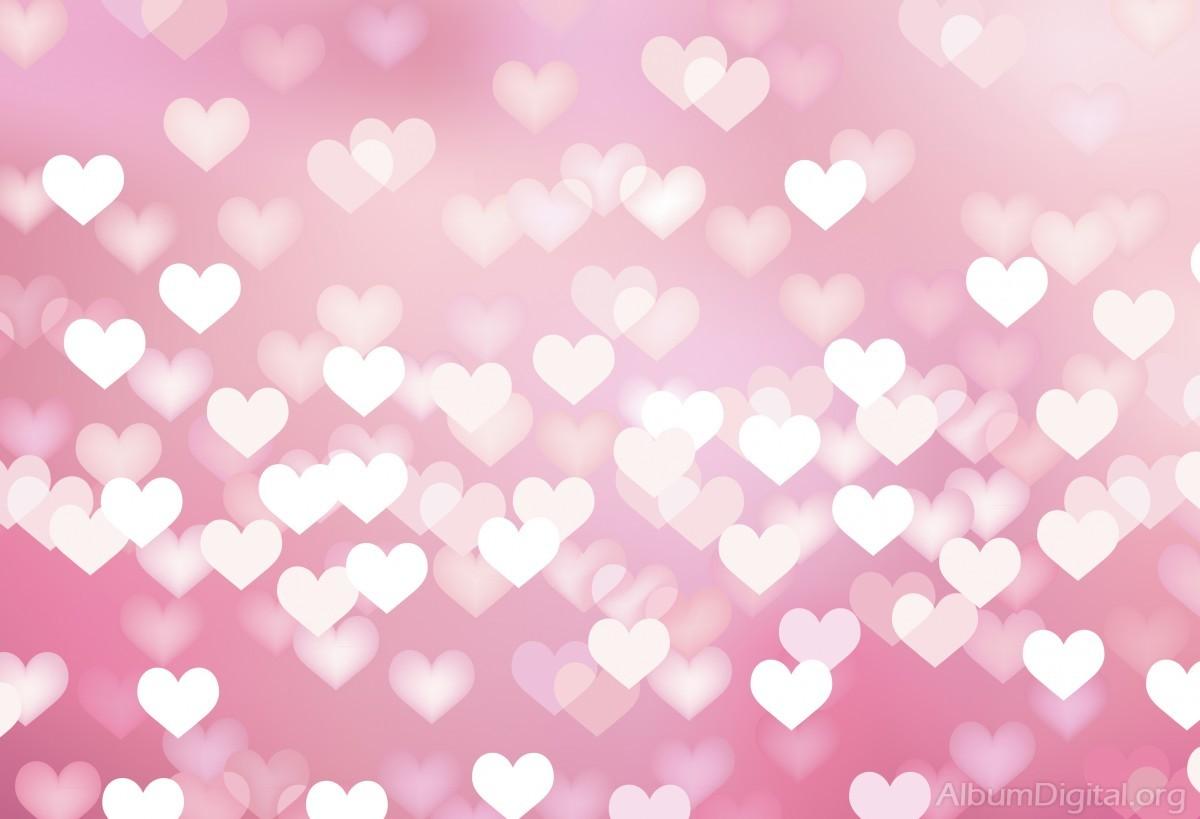 Fondo corazones para fotos