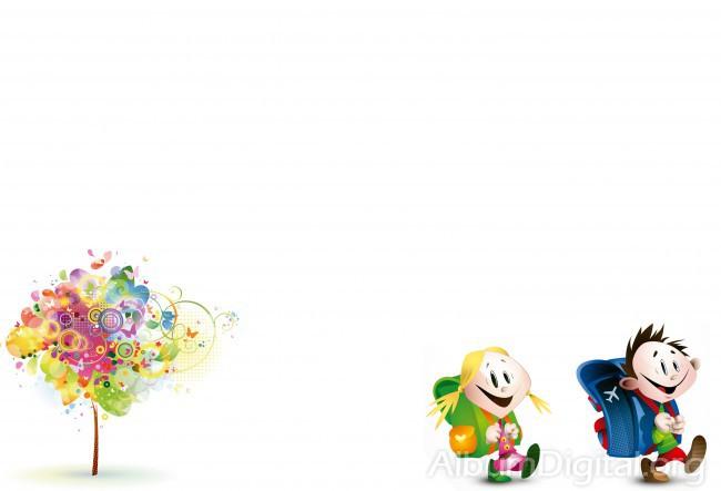 Fondos para diapositivas de bebés con animación - Imagui
