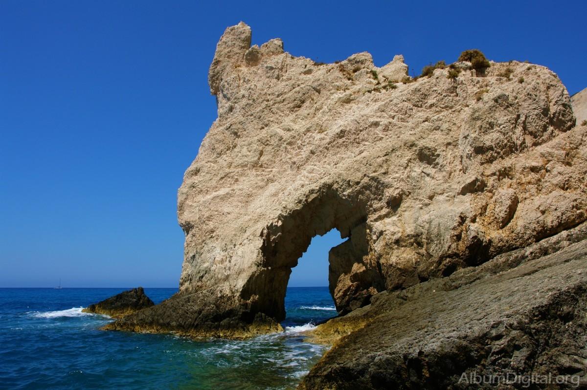 Formacion en la roca for Formacion de la roca