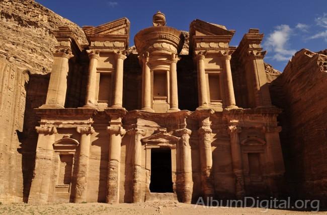 La tesorería de Petra