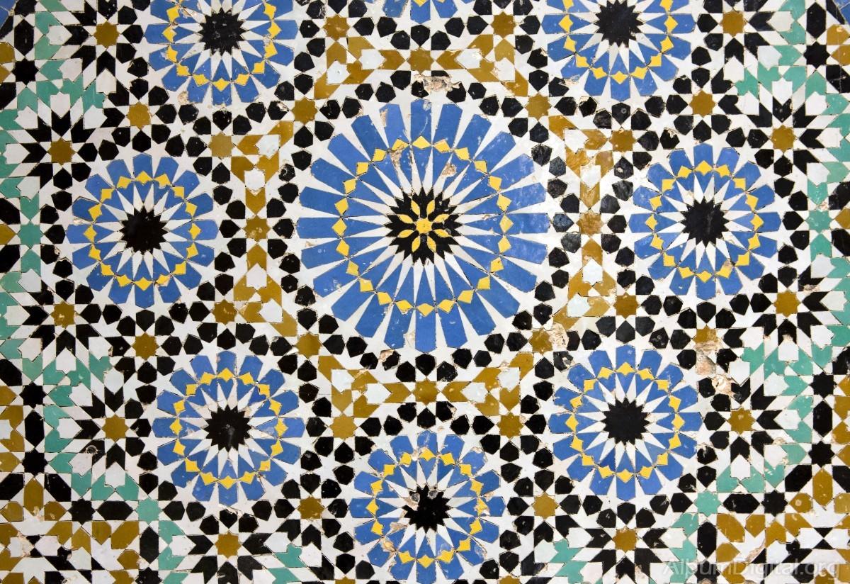 mosaico arabe On mosaicos arabes