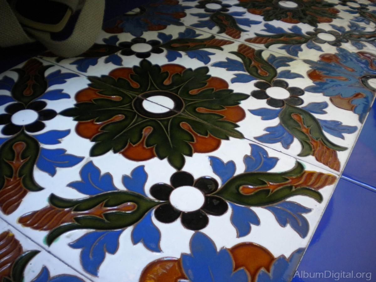 Mosaico ceramica sevillana for Mosaico ceramica