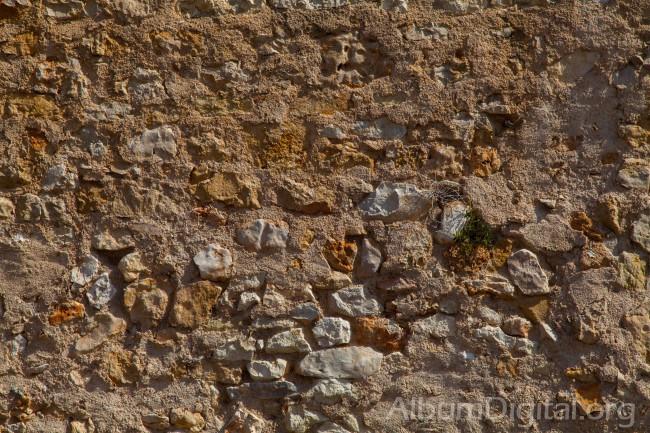 Muro De Piedra Y Barro - Muro-piedra