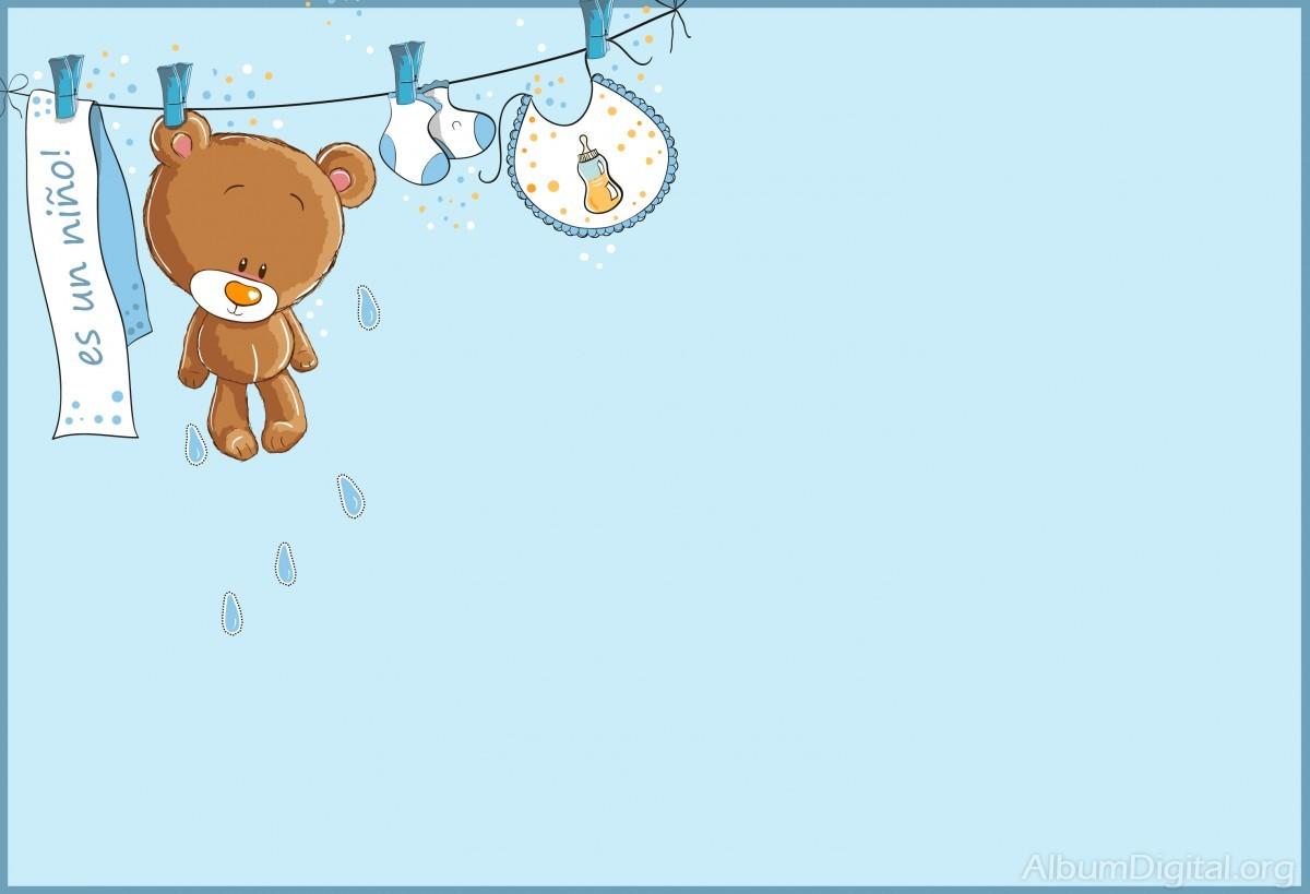 День рождения, фон для открытки новорожденному