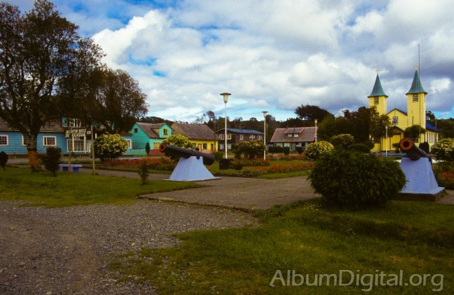 Plaza Isla de Chiloe