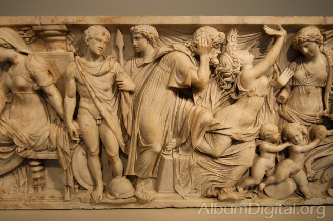 Relieve Museo Altes