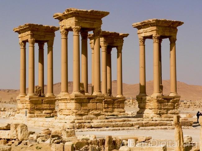 Tetrapylon de Palmira