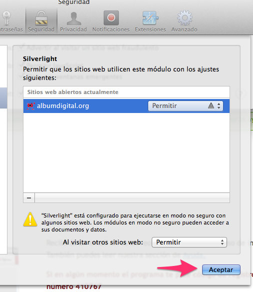 Descargar Hofmann con mac y os x Mavericks
