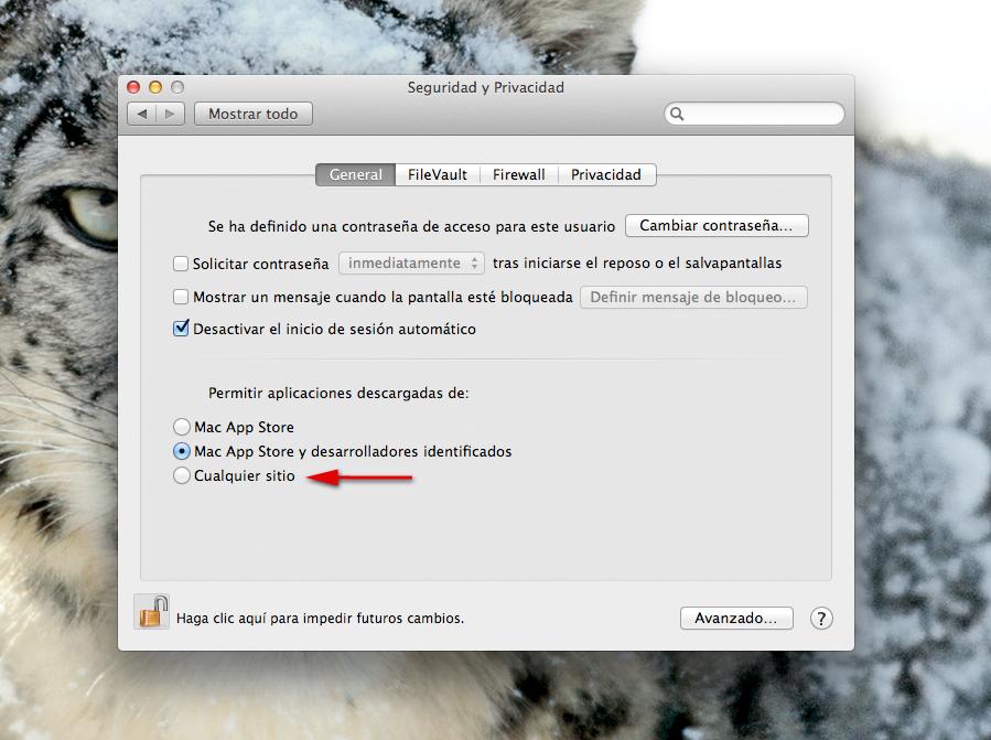 privacidad HOfmann para mac