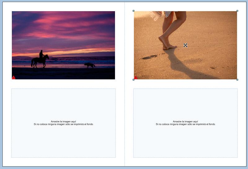 Tamaño mínimo resolución fotos hofmann